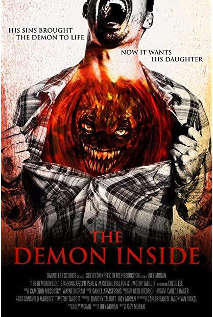 The Demon Inside (2017) HDRip x264 - SHADOW