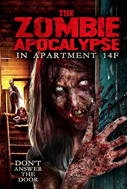The Zombie Apocalypse in Apartment 14F 2019 720p WEBRip HINDI DUB-C1NEM4