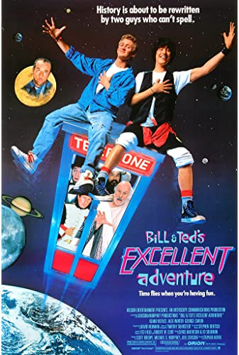 Bill and Teds Excellent Adventure 1989 REMASTERED BRRip XviD MP3-XVID