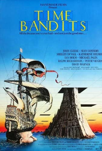 Time Bandits 1981 Remastered 720p BluRay HEVC H265 BONE
