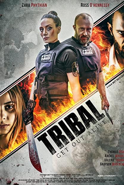 Tribal Get Out Alive 2020 720p WEBRip HINDI DUB-C1NEM4