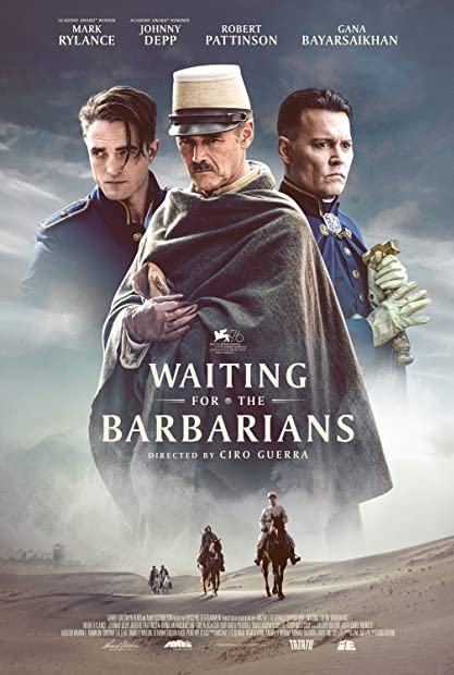 Waiting for the Barbarians 2020 720p WEBRip 800MB x264-GalaxyRG