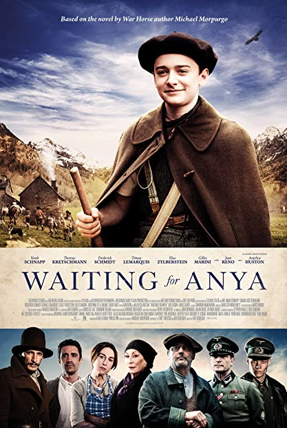 Waiting for Anya (2020) 720p BRRip Hindi-Dub Dual-Audio x264