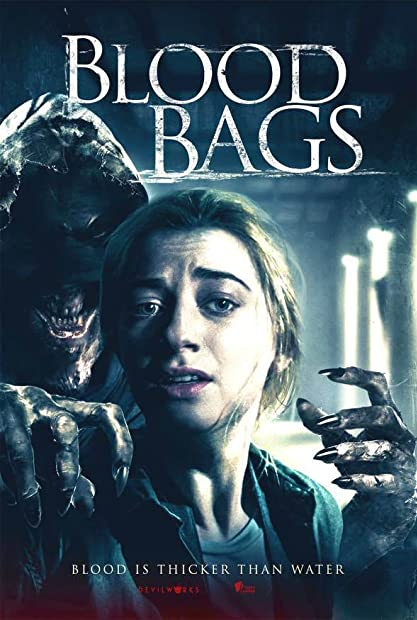 Blood Bags (2018) 720p HDRip Hindi-Dub Dual-Audio x264