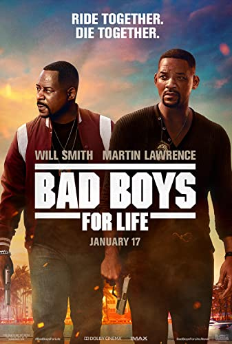 Bad Boys For Life 2020 BluRay 10Bit 1080p DD+5 1 H265-d3g