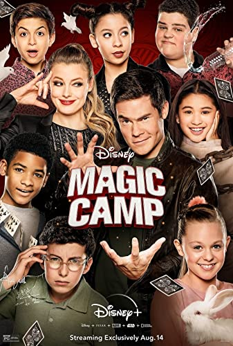 Magic Camp 2020 HDRip XviD AC3-EVO