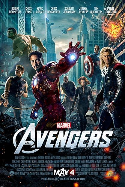 The Avengers 2012 720p BluRay 999MB HQ x265 10bit-GalaxyRG