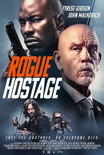 Rogue Hostage (2021) Hindi Dub 720p WEBRip Saicord