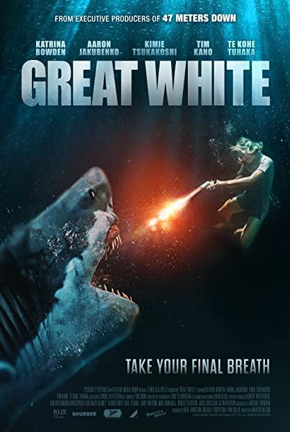 Great White (2021) Hindi Dub 720p BDRip Saicord