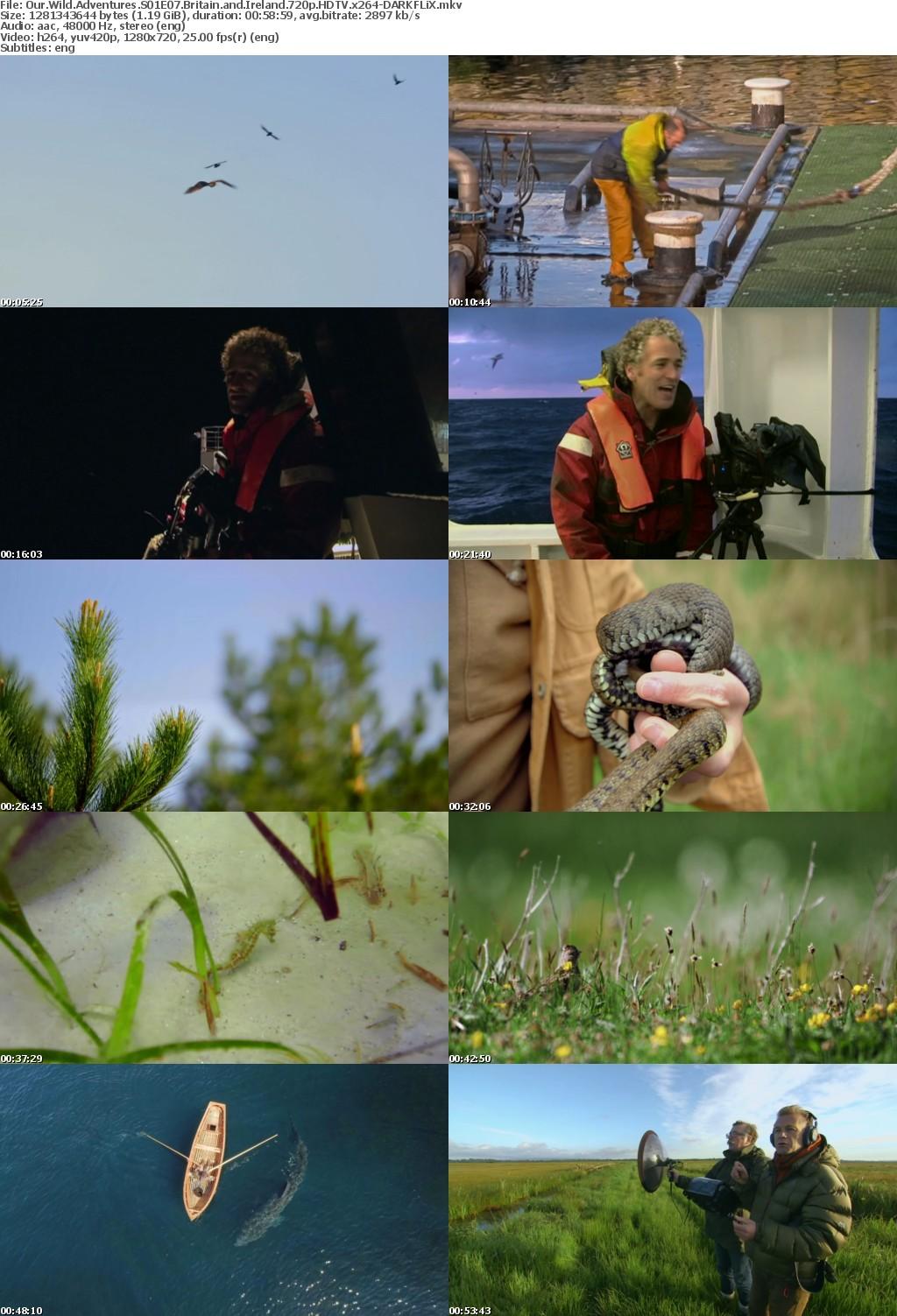 Our Wild Adventures S01E07 Britain and Ireland 720p HDTV x264-DARKFLiX
