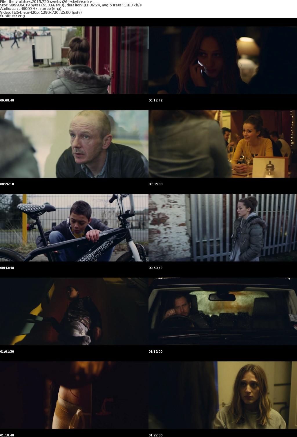 The Violators 2015 720p WEB H264-SKYFiRE