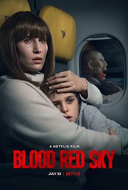 Blood Red Sky 2021 1080p WEB-Rip H264 AC3 5-1 KINGDOM-RG