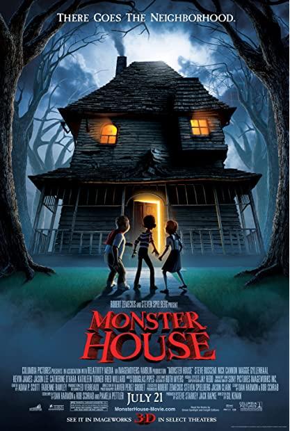 Monster House 2006 540P WebDL x264 DDP5 1 WildBrian