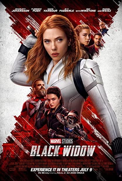Black Widow 2021 720p HD x264 MoviesFD