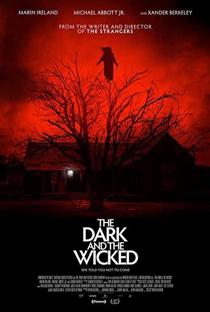 The Dark and the Wicked (2020) Hindi Dub BDRip Saicord