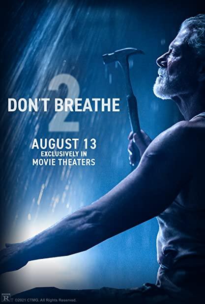 Dont Breathe 2 2021 1080p AMZN WEBRip DD 5 1 ESubs x264 - mkvAnime Telly mkv