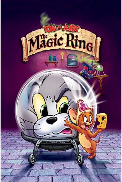 Tom and Jerry The Magic Ring (2001) 1080p WEBRip x264 Hindi English AC3 2 0 - SP3LL