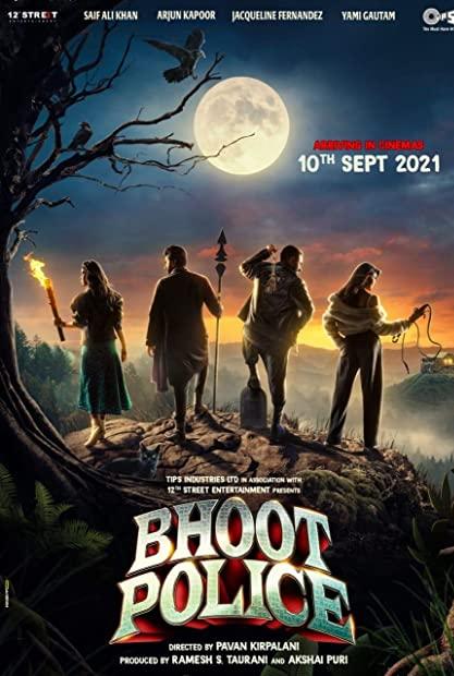 Bhoot Police 2021 Hindi 720p DSNP WEBRip AAC 5 1 MSubs x264 - LOKiHD - Telly mkv