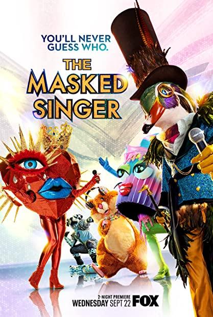 The Masked Singer S06E02 720p HULU WEBRip DDP5 1 x264-LAZY