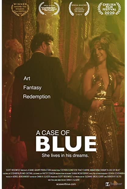 A Case of Blue 2021 720p WEBRip 800MB x264-GalaxyRG